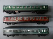 TRIX Express H0 Eisenbahn Konvolut