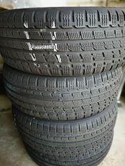 4 Kumho Winterreifen-205 55 R17