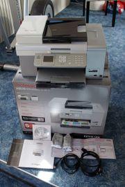 Lexmark X9575, Drucken,