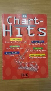 Chart Hits 12 Noten Edition