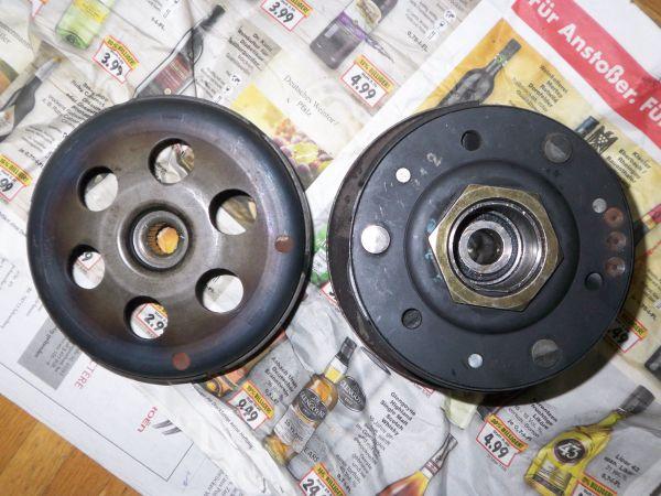 Vespa ET4 komplette » Motorrad-, Roller-Teile