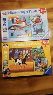 puzzle Yakari und