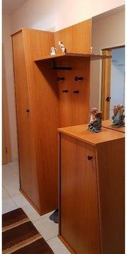 Garderobe Kirschbaum seehr gut erhalten