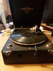 Koffer Grammophon