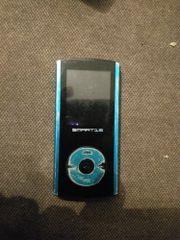 MP3 Player blau