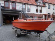 Motorboot Boston Whealer ,