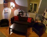 komplettes Wohnzimmer Ikea Klippan Couch