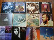 125 Stück Schallplatten