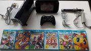 Nintendo Wii U mit Spielen
