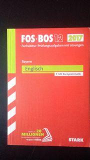FOS-BOS 12 Englisch Bayern Fachabi