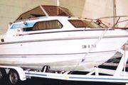 Kajütboot Cranchi Riviera mit Harbeck