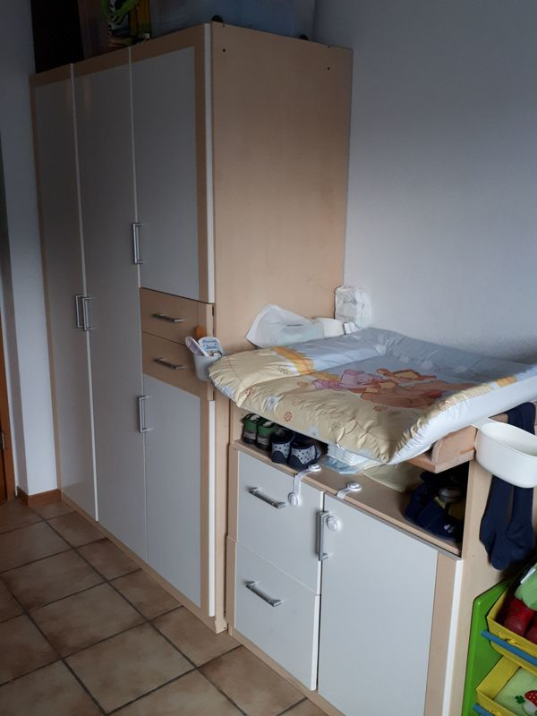 Kinderzimmerschrank Und Wickelkommode » Kinder /Jugendzimmer Pictures