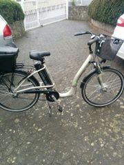 E Bike Neuwertig