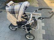 Kinderwagen -neuwertig Marken ware