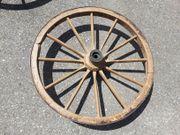 3 Stück Wagenräder