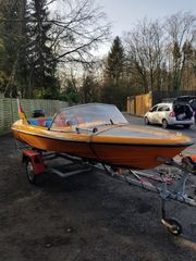 MotorbootSportboot Vega Pioneer II Due