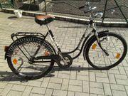 Oldtimer Fahrrad von Bauer