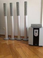 Lautsprecher System Teufel Compact S