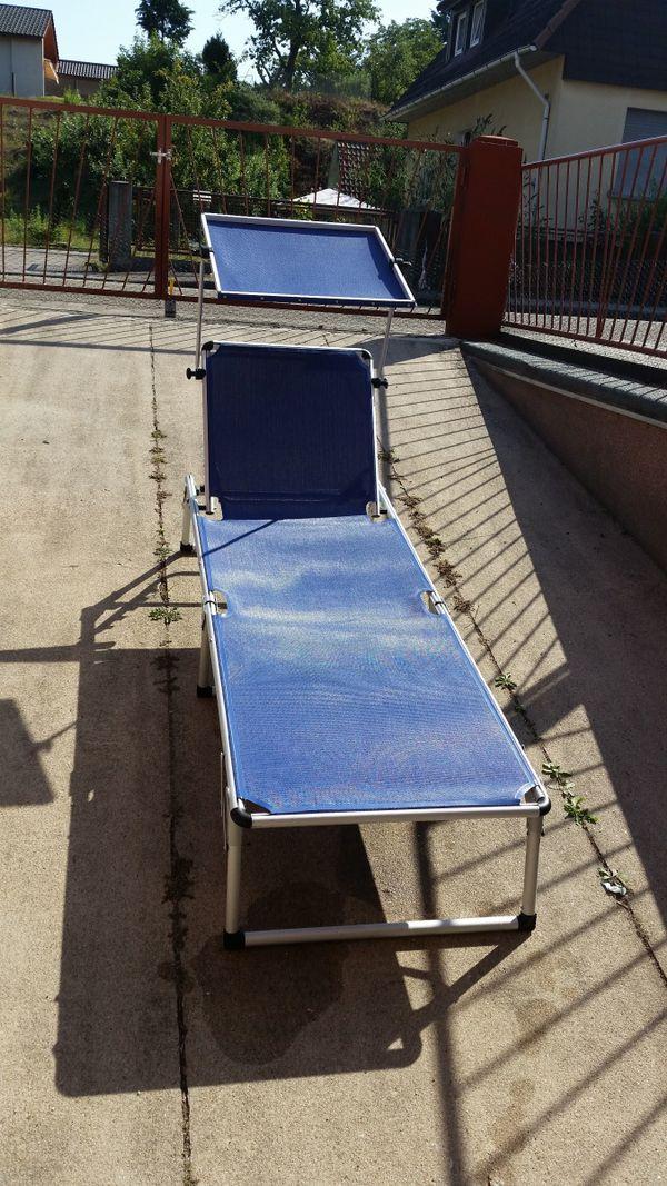 Sonnenliege günstig gebraucht kaufen - Sonnenliege verkaufen ...