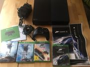 Xbox One 500GB Schwarz 3