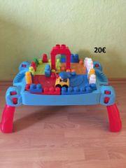Mega Bloks Bau-