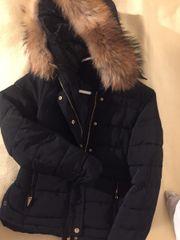 Winterjacke (echtes Fell)