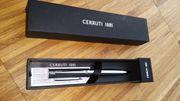 Cerruti 1881 Schreibgerät silber Original