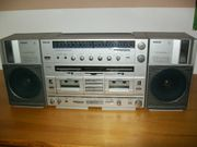 Philips D8734 Stereo 2 Tapedecks