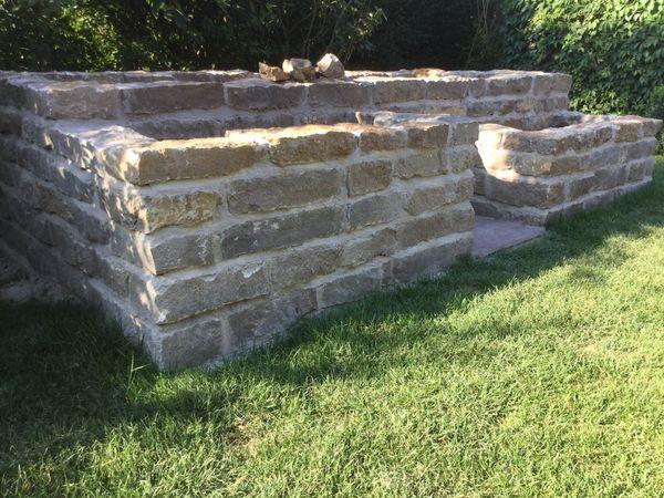 Natursteine Ideal Fur Ein Hochbeet Oder Eine Gartenmauer In