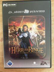 Spiele-DVD für PC Der Herr