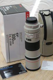 Canon EF 300 f 4L