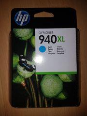Druckerpatrone HP 940XL Cyan Original