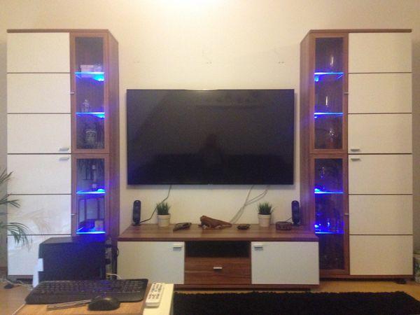 Wohnwand Led Beleuchtung In Hattingen Wohnzimmerschränke
