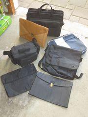 Taschen für Akten Foto Reise