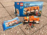 Lego 7991 Müllabfuhr,