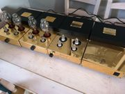 Paar Audion Silver Knight 300b-Leistungsverstärker