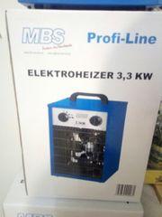 elektroheizer heizung profi gerät heizlüfter