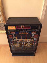 Geldspielautomat - Leergehäuse Euro Cash