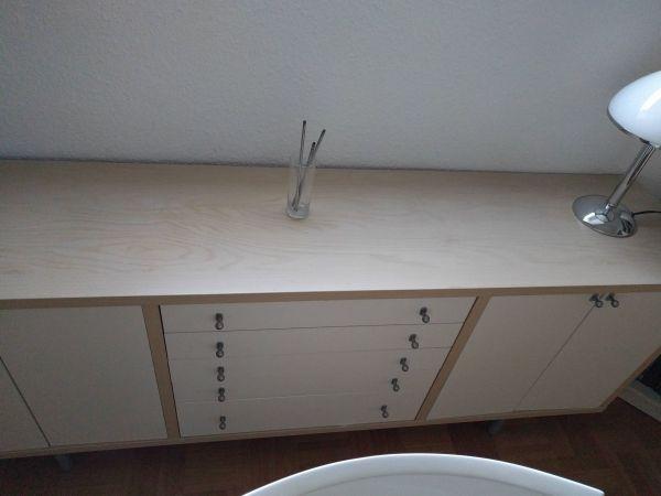 Magiker Sideboard Ikea in Plankstadt - Wohnzimmerschränke ...