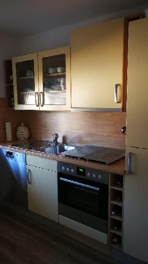 Nolte Küche ohne Geräte zu verkaufen in Hockenheim - Küchenzeilen ... | {Küche ohne geräte 21}