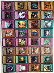 Sammlungsauflösung Yu-Gi-Oh 443 Karten