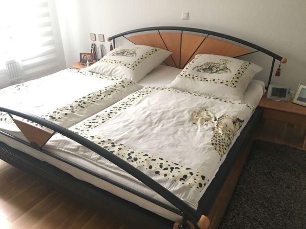 Ehebett In Sehr Gutem Zustand Abzugeben In Bochum Betten Kaufen