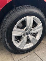 Komplettradsatz Audi Neu