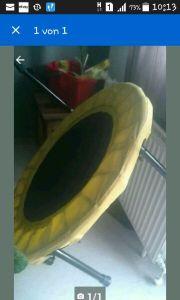 trampolin neuwertig