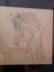 Bleistift zeichnungen auf Papier