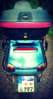 Roller Piaggio mit