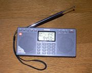 Weltempfänger Radio Kofferradio