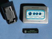 Panasonic RQ SX32 gut erhalten