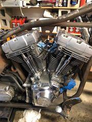 Harley Davidson SCREAMIN EAGLE 110-ZOLL-MOTOR