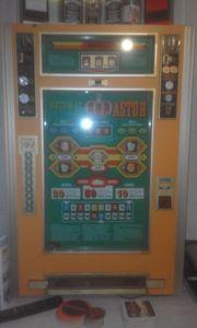 Geldspielautomat DM von 1973